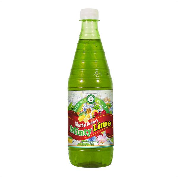 Minty Lime