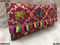 Multicolour Clutch