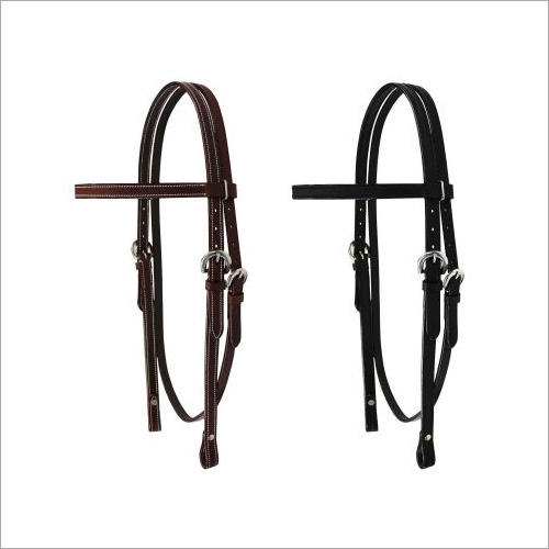 Western Leather Headstall