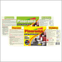 Fmcg Products Labels
