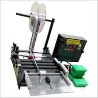 Semi Automatic Labeller For Flat Boxes
