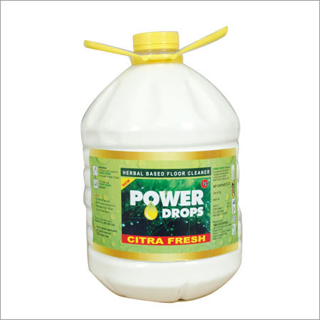 Herbal Based Floor Cleaner