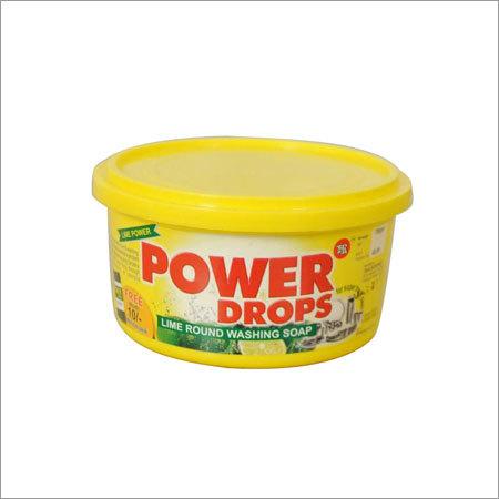 Lime Round Washing Soap