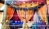 Arabic Sangeet Stage
