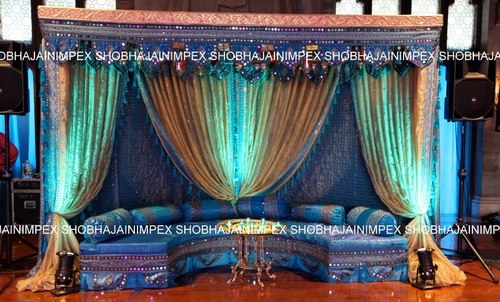 Classic Mehendi Stage