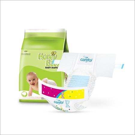 Green Baby Diaper