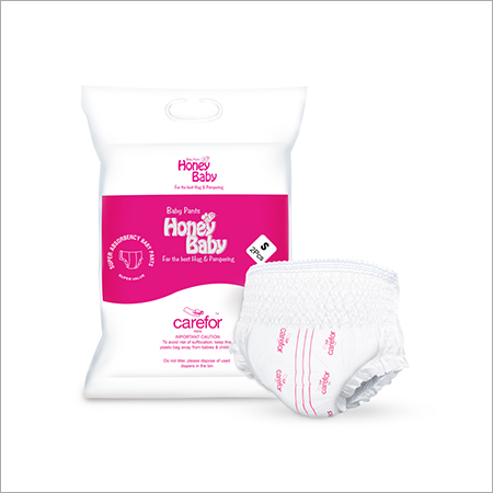 Honey Baby Magenta Pouch