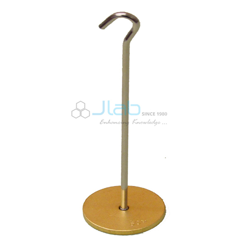 Hanger For Slotted Weight Economical