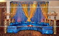 Indian Mehendi Setup
