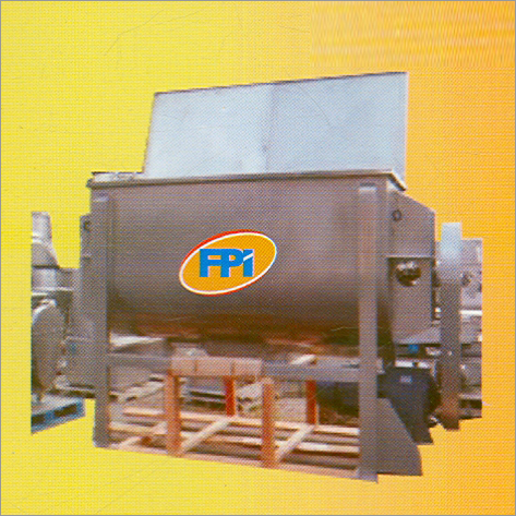U Mixer Machine