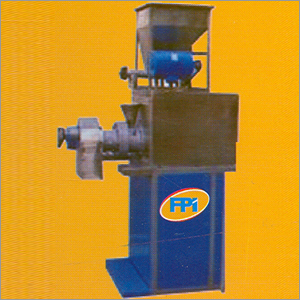 Puff Extruder Machine