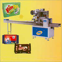 Horizontal Flow Wrapper Packing Machine