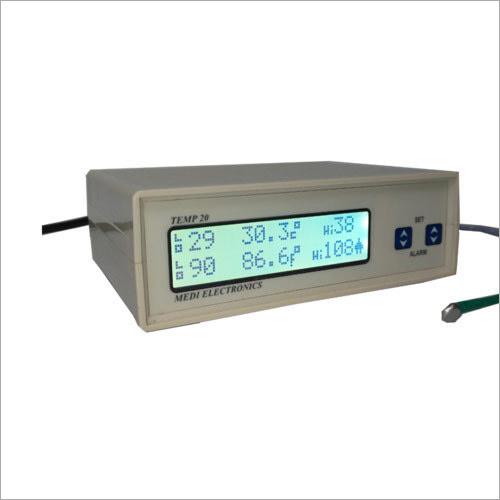 Skin Temperature Monitor
