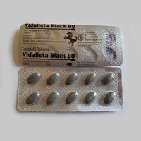 Vidalista Black 80 Mg