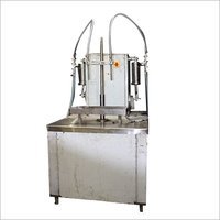 Semi Automatic Liquid Filler
