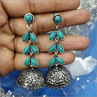 Silver Handmade Earring