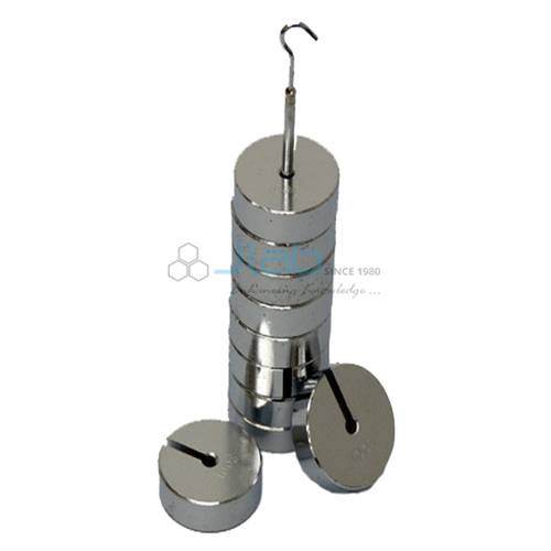 Slotted Weight Set