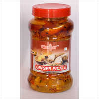 Ginger Pickle