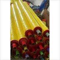Yellow Red Tarpaulin