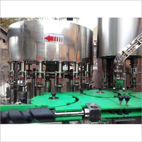 Automatic Filling Sealing