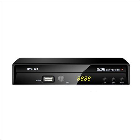 DVB-022 - Set Top Box