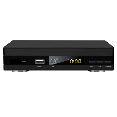 DVB-66 - Set Top Box
