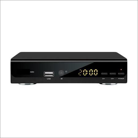 DVB-A4 - Set Top Box