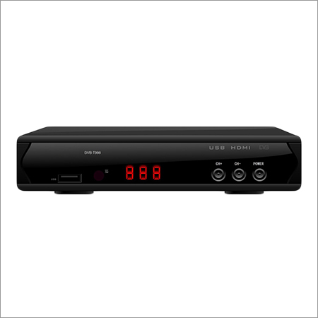 DVB-T998 - Set Top Box