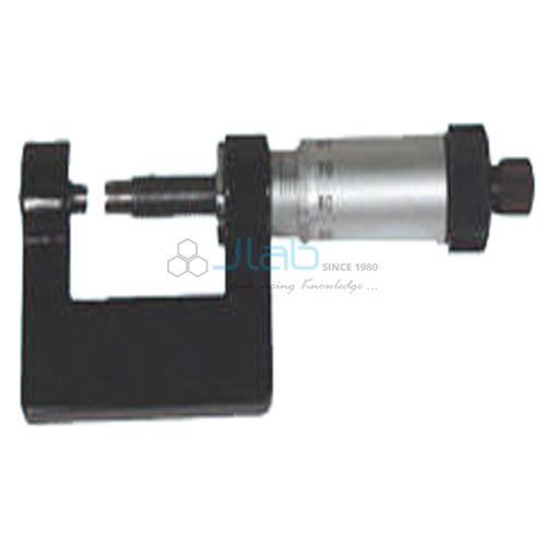 Screw Gauge Micrometer Demonstration