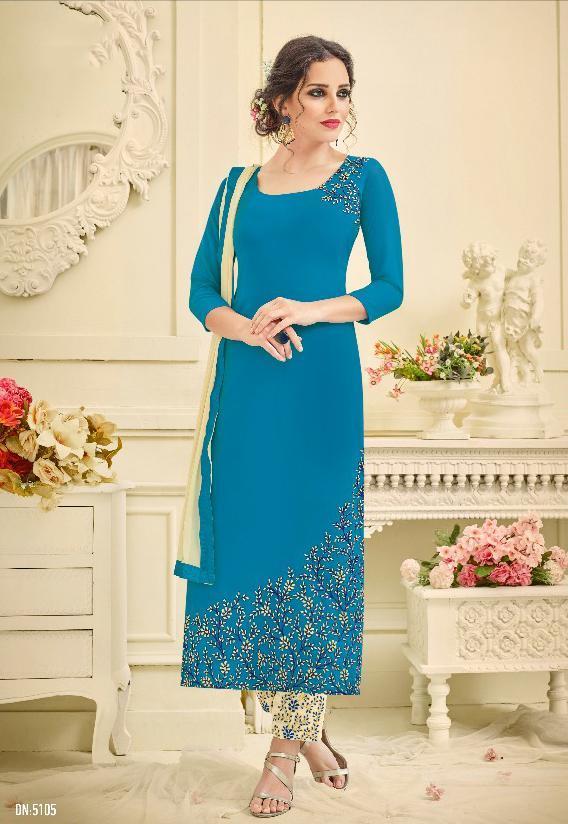 Vardan Raaga Vol 1 Design Georgette Suits Catalog