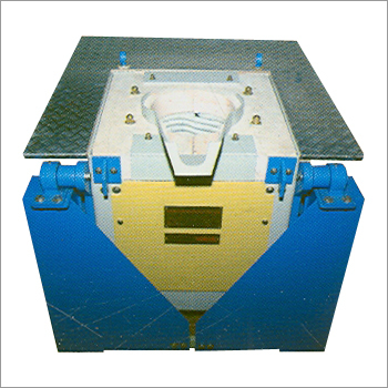 Aluminium Frame Box Type Crucible