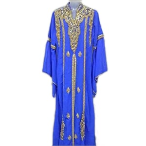Embroidered African Kaftan