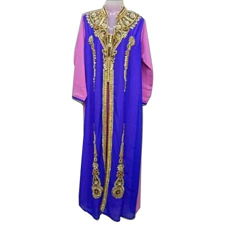 Fancy African Abaya