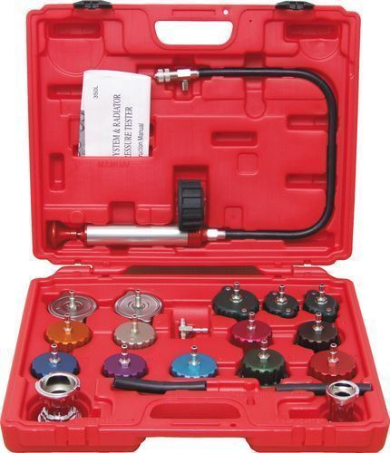 Radiator Cap Pressure Tester