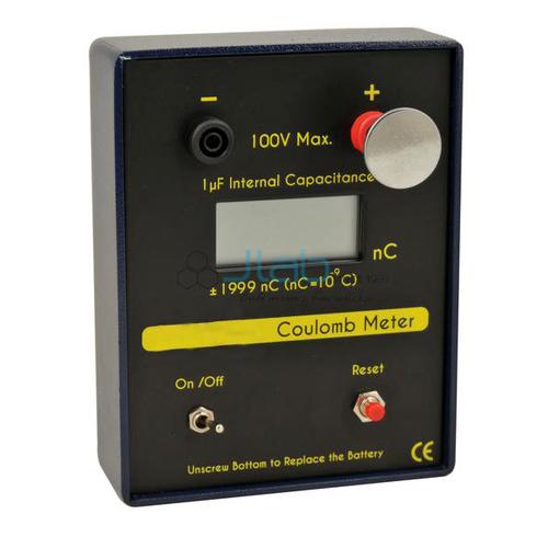 Digital Coulomb Meter