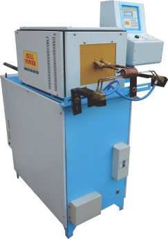 H.F. & M.F. Induction Heating Machine