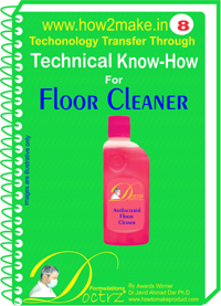 Cleaners Technical Know-How Reports