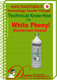 White Phenyl (Disinfectant Cleaner)
