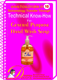General purpose HandWash Technical knowHow report