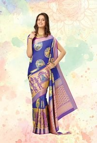 Applique Sarees