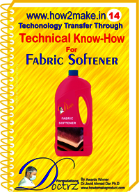 Fabric Softener Technical Know-How Report