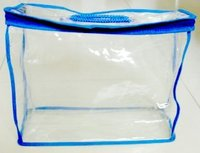 Pvc Transparent laundry bag