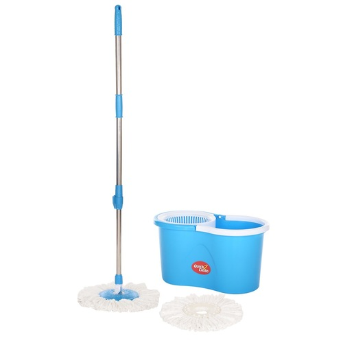 Steel and Plastic Bucket Mop
