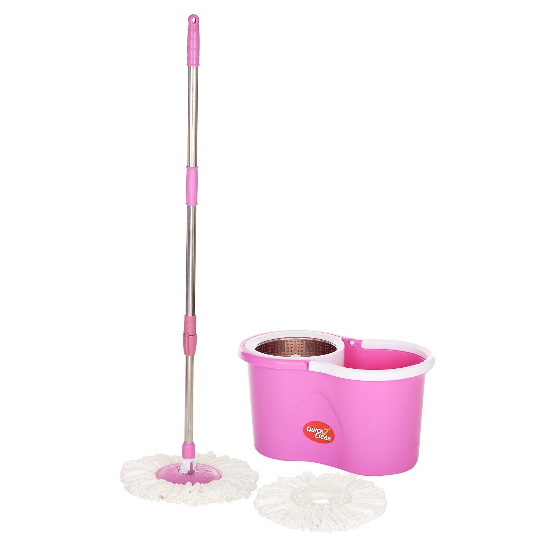 Steel and Plastic Bucket Mop