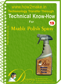Marble polish spray technical knowHow report