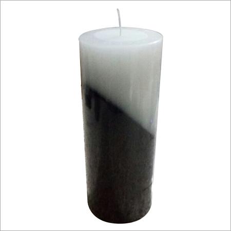 Designer Pillar Candle