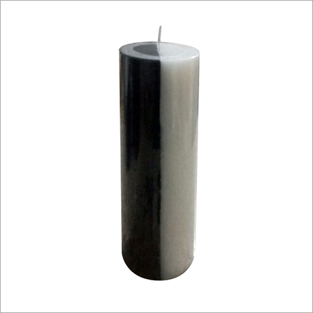 Designer Pillar Candle