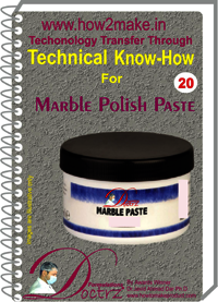 Marble polish paste technical knowHow report