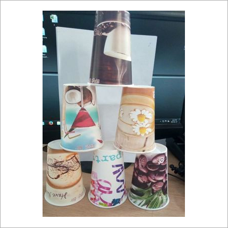 Customized Promotional Printed Paper Cups