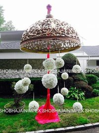 Decorative Fiber Dome
